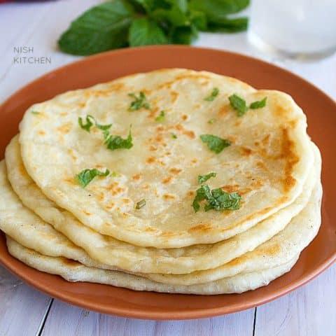 Naan/ Indian Flat Bread