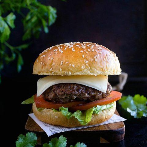 Beef Burger Patty