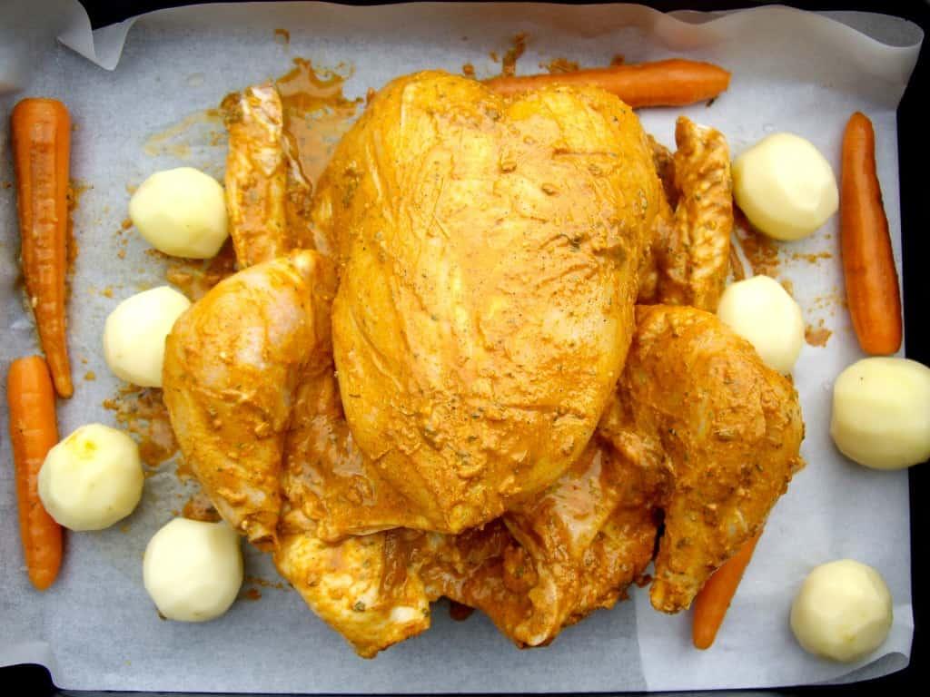 tandoori masala paste