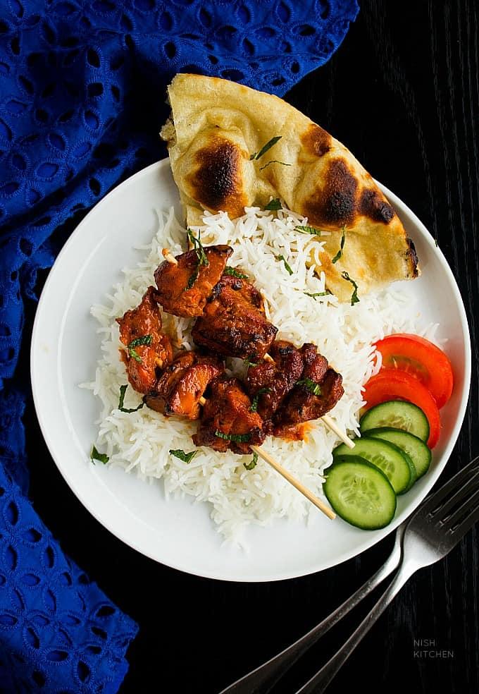 murgh tikka or chicken tikka recipe with video