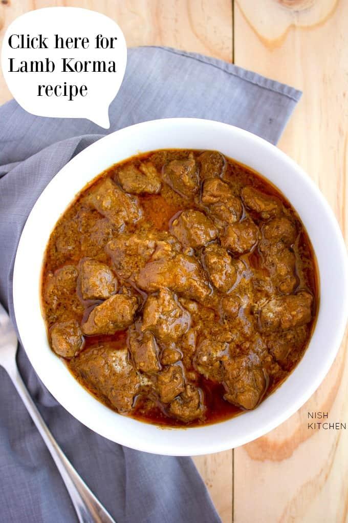 Jamie Olivers North Indian Lamb Curry Nish Kitchen