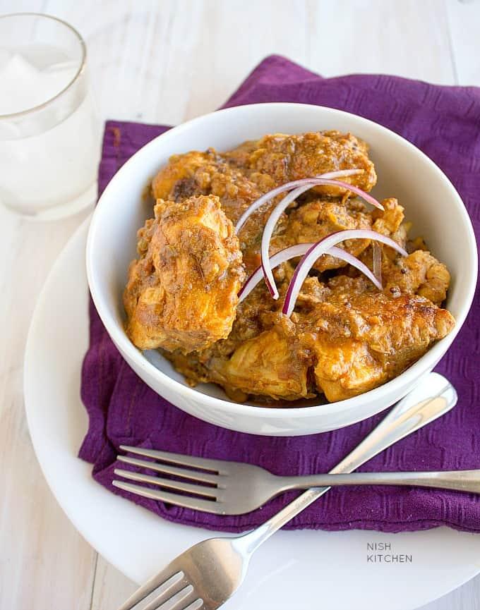 chettinad pepper chicken roast recipe