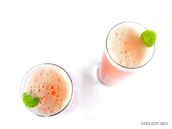GRAPE agua fresca - mexican drink |nish kitchen
