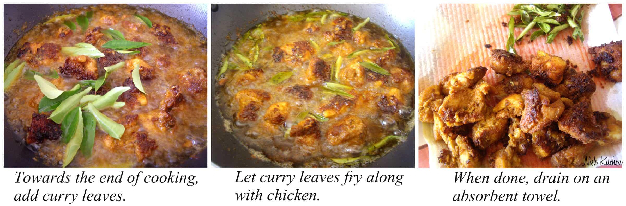 Thattukada Chicken recipe 2