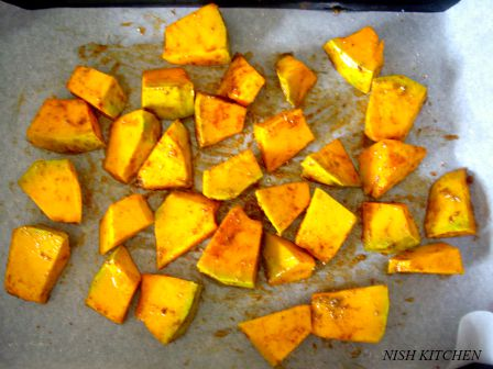 Indian Spiced Pumpkin Soup recipe 1