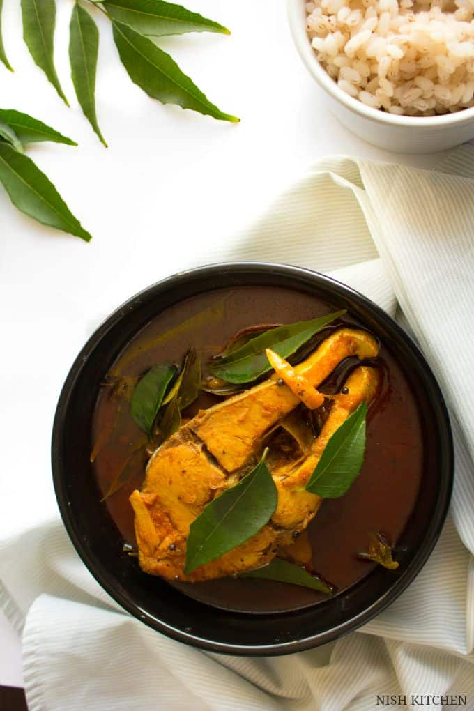 Classic Kerala Fish Curry | nadan meen curry | nish kitchen