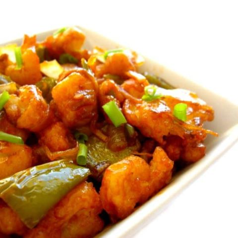 Gobi Manchurian Nish Kitchen