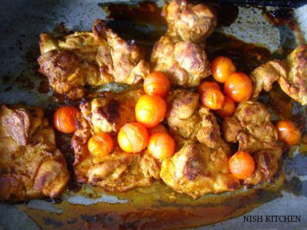 Chicken Bake with Cilantro Rice Salad recipe 5
