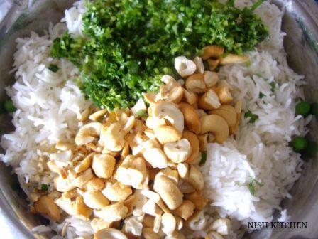 Chicken Bake with Coriander Rice Salad recipe 7