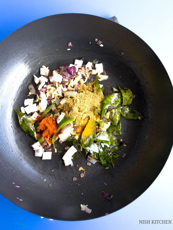 prawn mango curry recipe