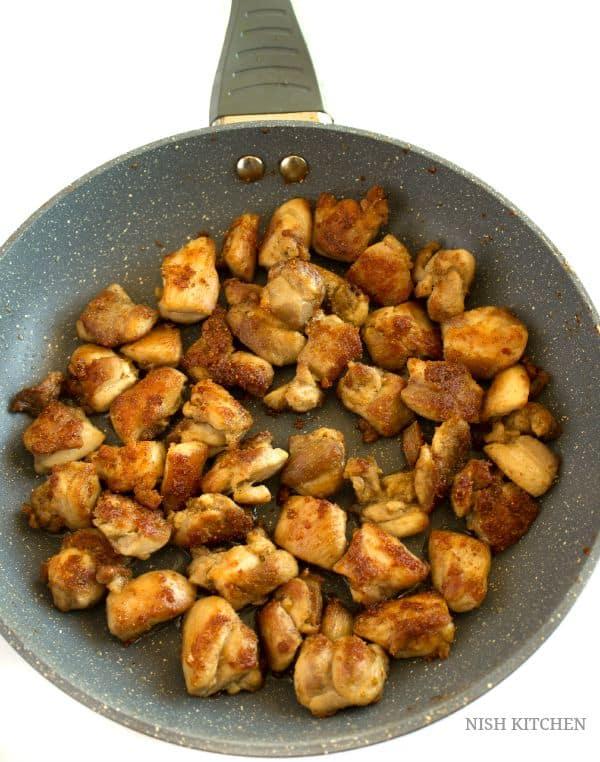 restaurant style butter chicken recipe 1