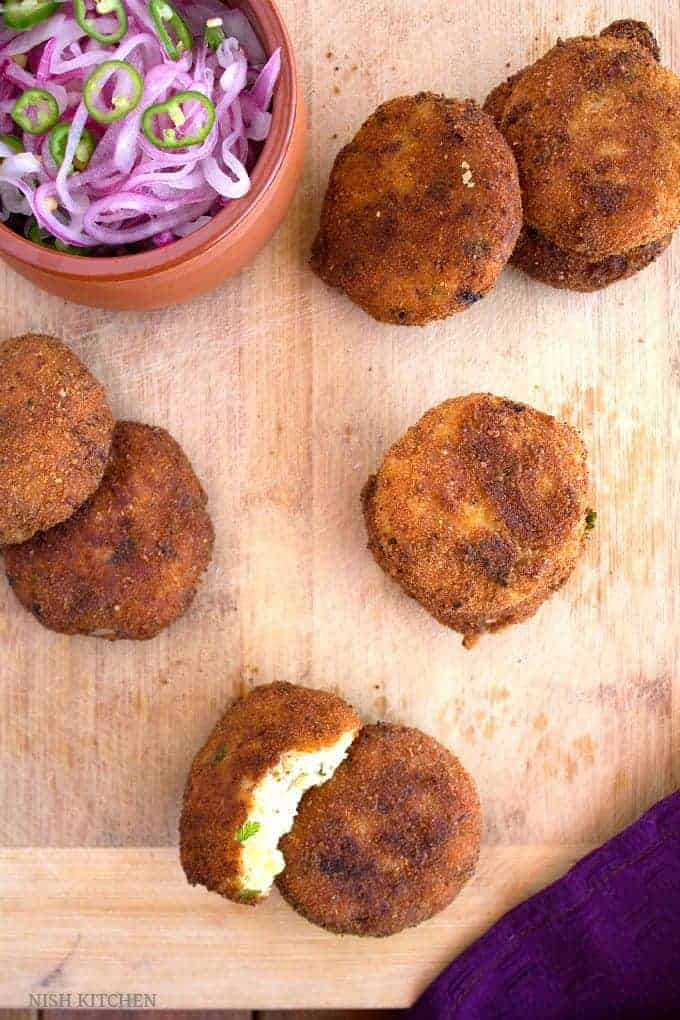 Kerala Chicken Cutlet recipe