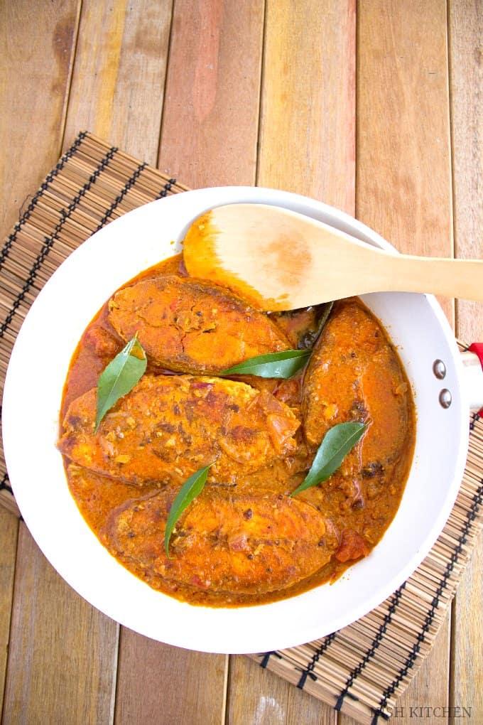 Malabar fish roast 1