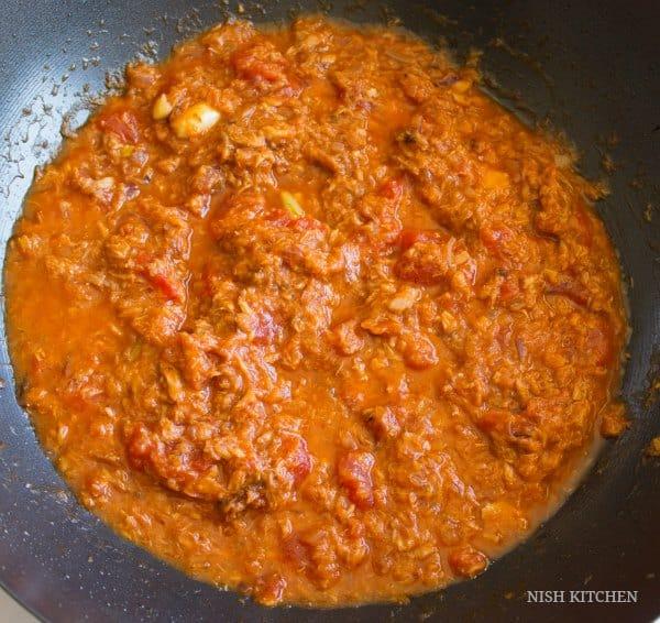 Creamy tomato tuna pasta recipe 2