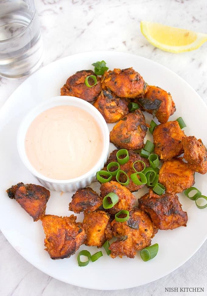how to make chicken 65 recipe