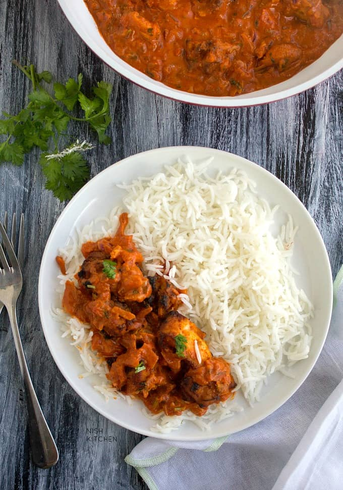 authentic chicken tikka masala recipe