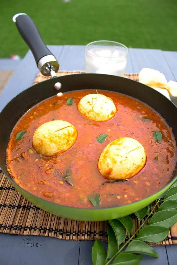 egg pulusu recipe