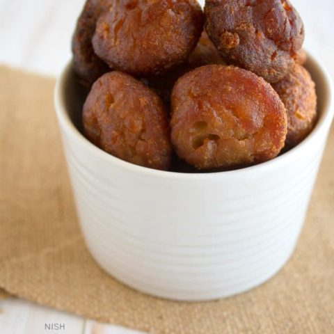 Easy Unniyappam / Fried Rice Cakes