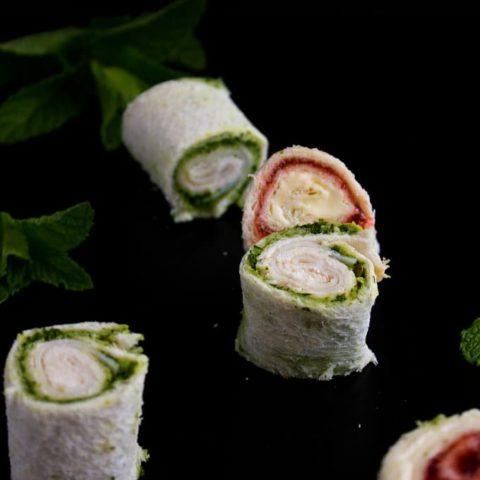 Sushi Sandwich | Video