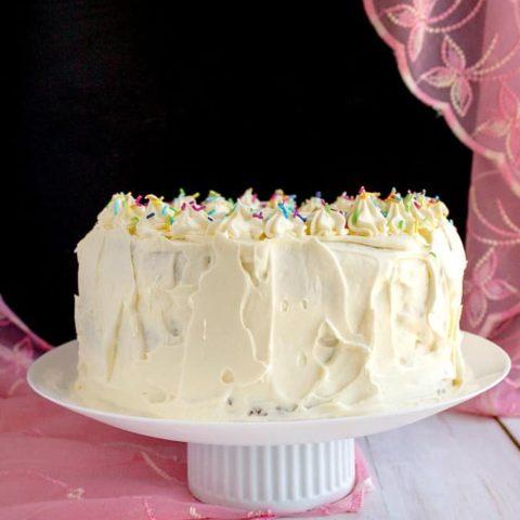 Easy Vanilla Cake | Video