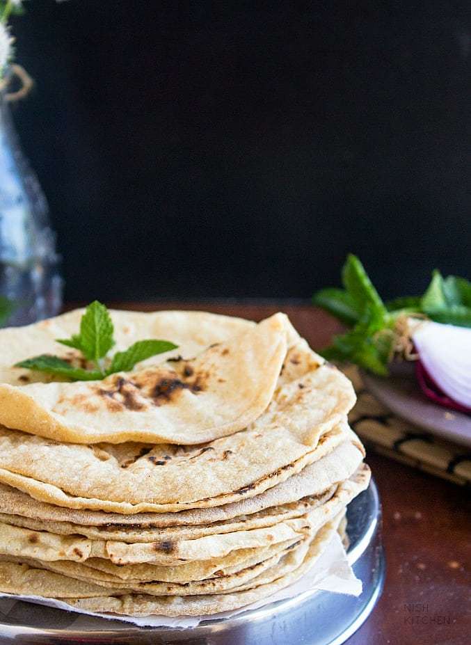 indian roti recipe with video
