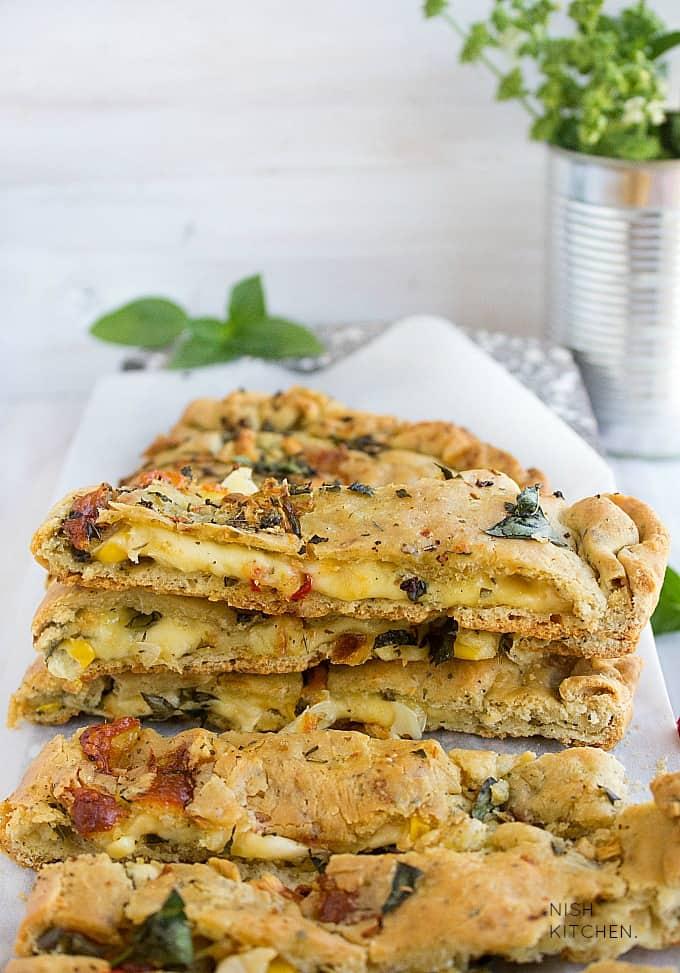cheesy breadsticks recipe