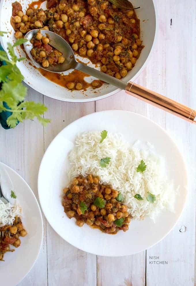 easy channa masala video recipe