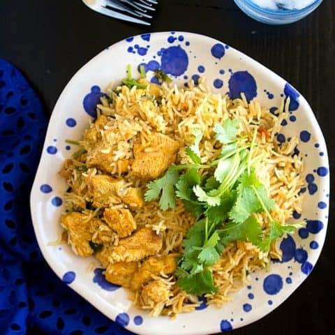 One Pot Chicken Pulao   Video