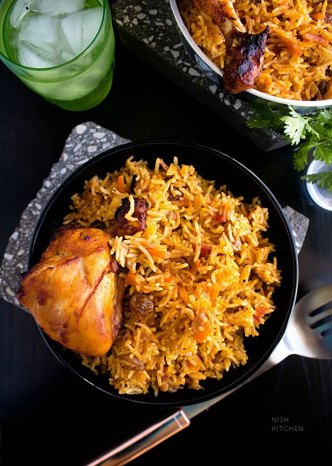 Chicken kabsa arabian chicken and rice video nish kitchen chicken kabsa arabian rice forumfinder Choice Image