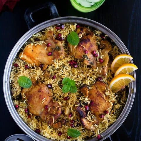 One Pot Indian Chicken and Rice | Video