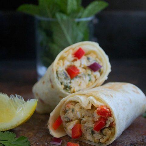 Easy Make Ahead Breakfast Burritos   Video
