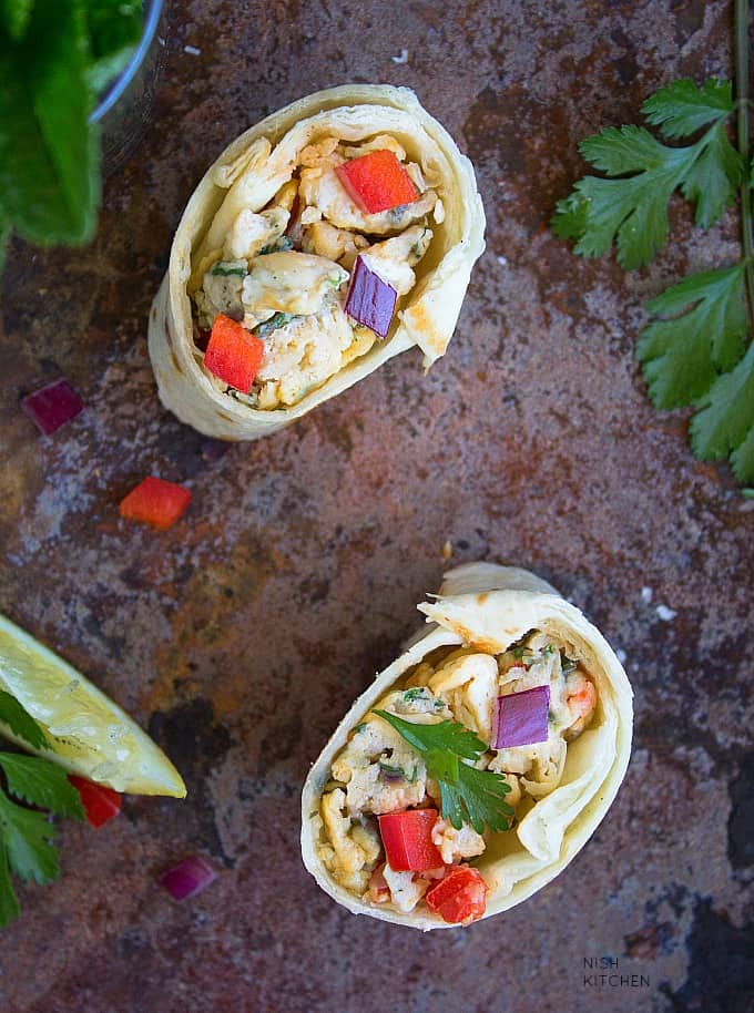 make ahead breakfast burritos recipe