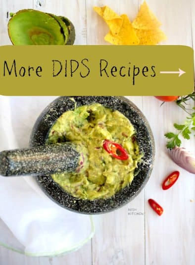 more dips recipes 1