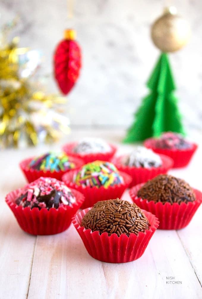 brazilian chocolate truffles brigadeiro recipe video