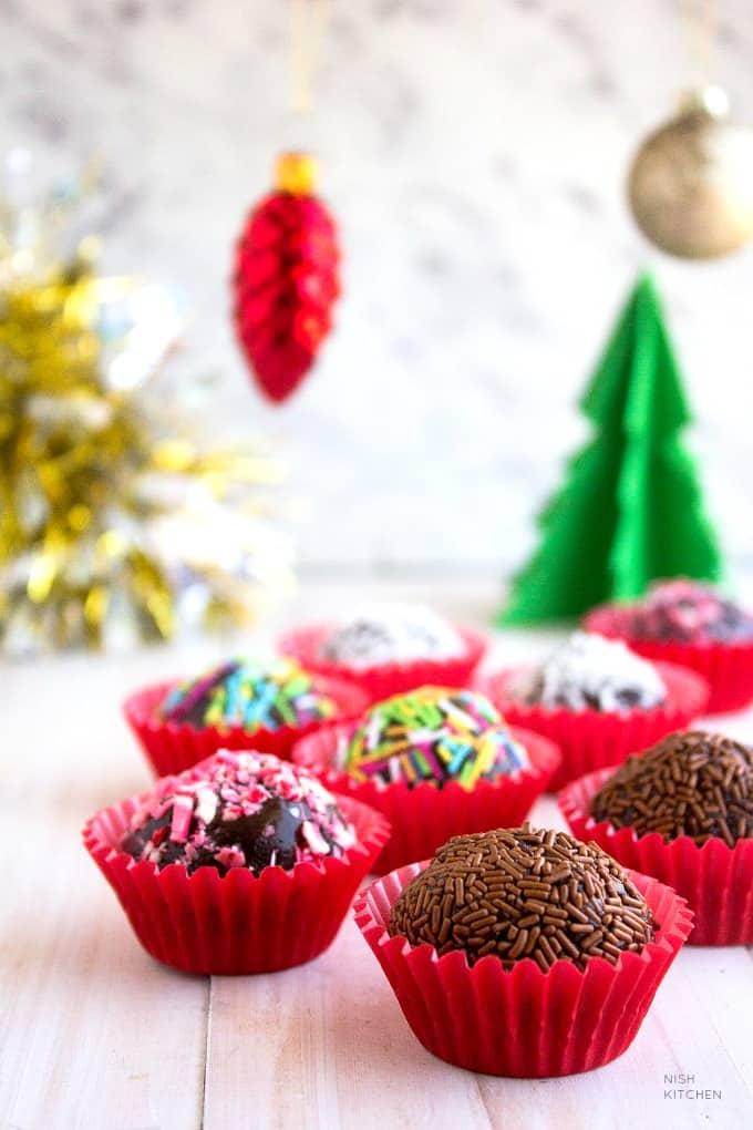 brazilian chocolate truffles brigadeiros recipe