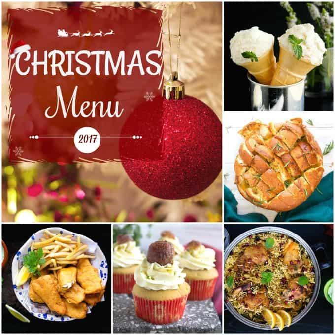 christmasmenu and recipes