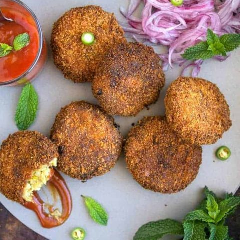 Fish Cutlet | Indian Fish Cakes | fish cutlet kerala Video