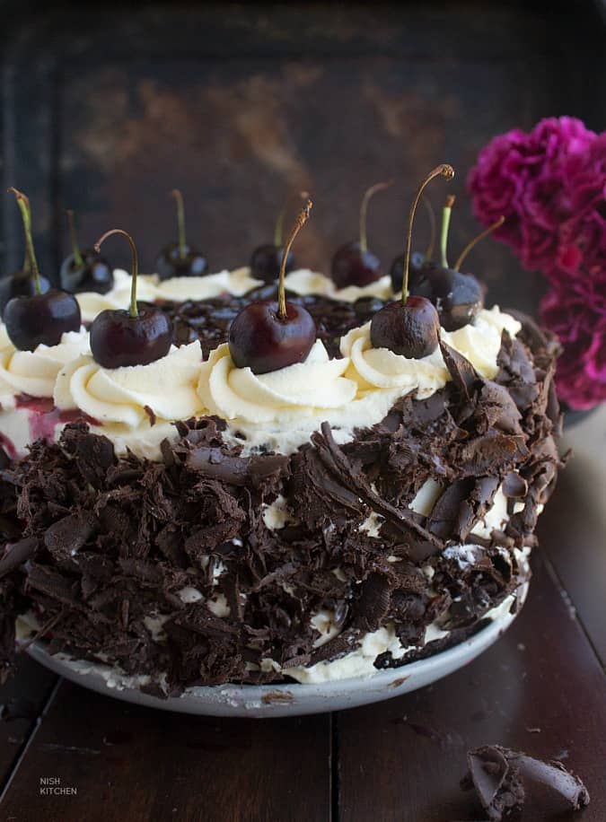 Chocolate Cake Kidney Beans