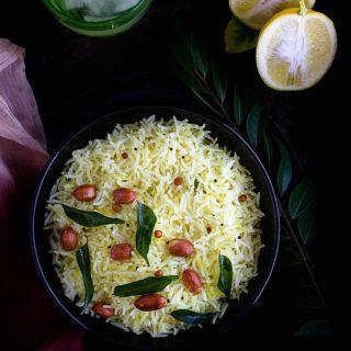 lemon rice recipe video