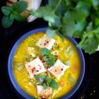 mulligatawny soup recipe video