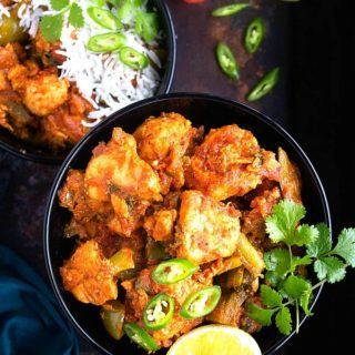 chicken jalfrezi recipe video