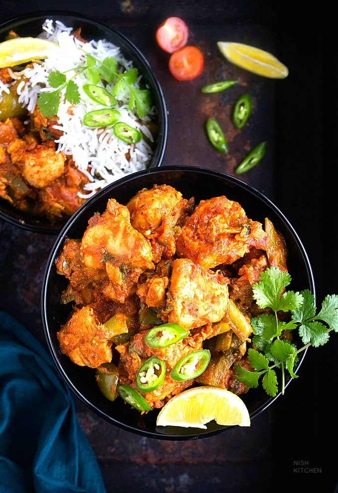 chicken jalfrezi recipe video