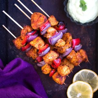 chicken tikka kebab recipe video