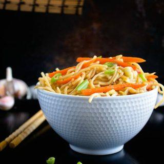 vegetable noodles recipe video