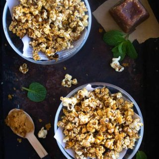 jaggery popcorn recipe video