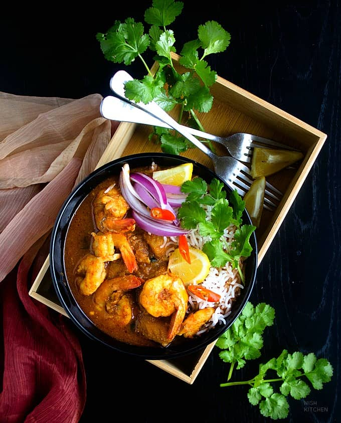 easy indian seafood curry recipe