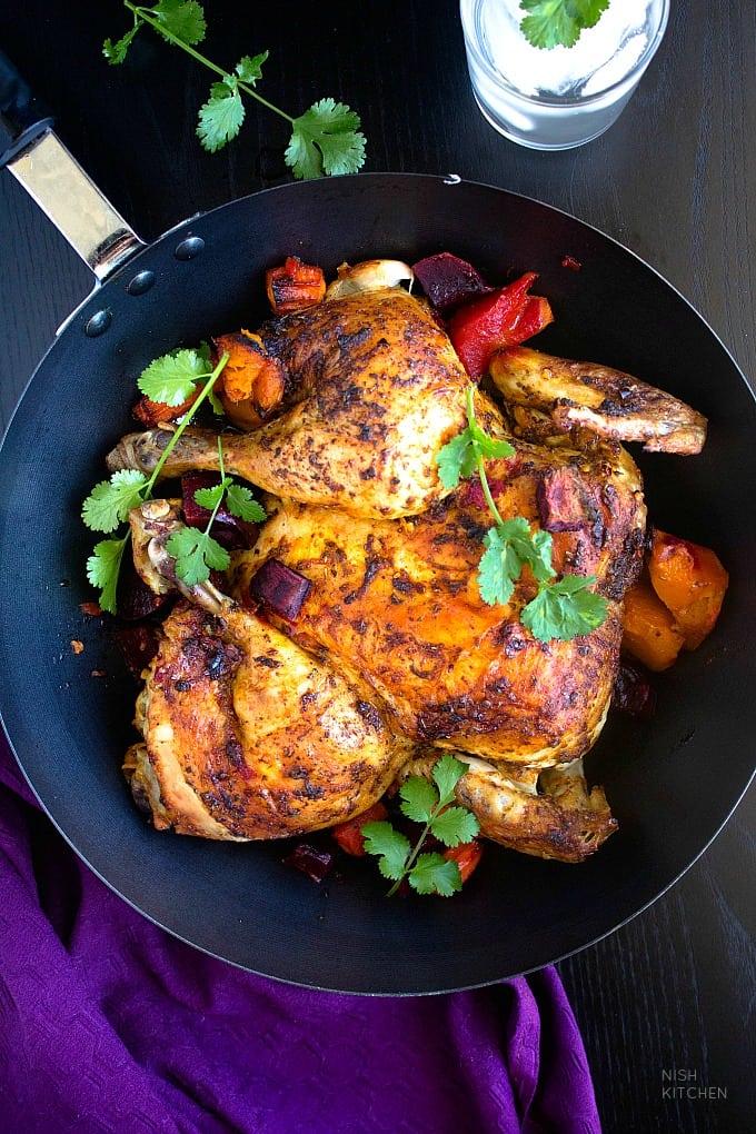 portuguese chicken recipe