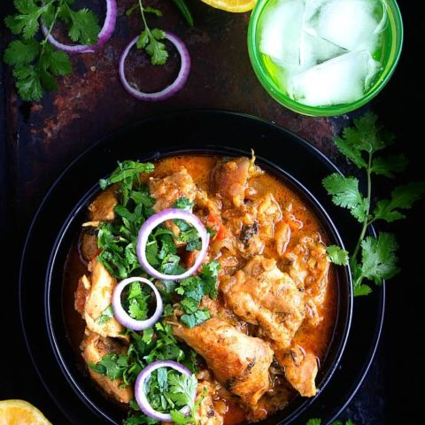 chicken dopiaza recipe video