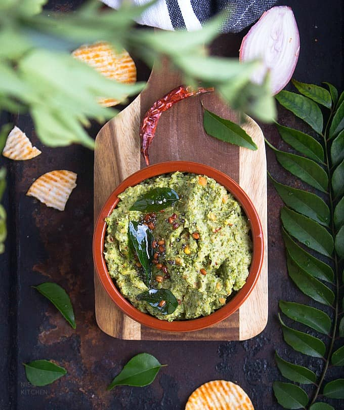 broccoli chutney recipe video