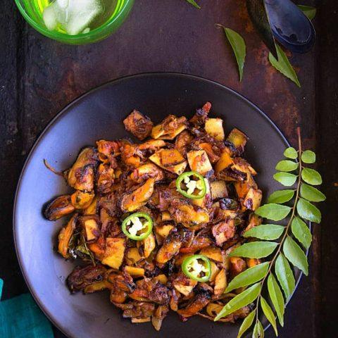 kerala mussels fry - kallumakkaya fry recipe video